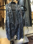 A vest by Harpy Fashion